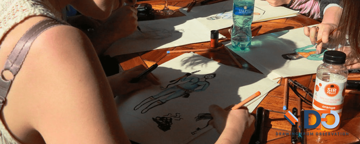 Drawing-From-Observation